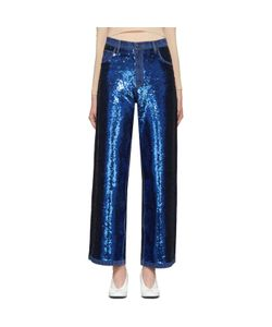 Ashish | Sequin Jeans