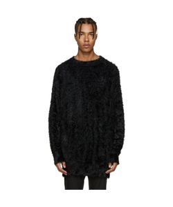 Diet Butcher Slim Skin | Oversized Shaggy Pullover