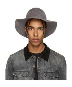 Diet Butcher Slim Skin | Felt Wide Brim Hat