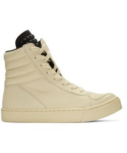 Diet Butcher Slim Skin | Twisted Tilt High-Top Sneakers
