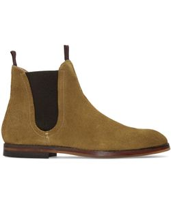 H By Hudson | Suede Tamper Chelsea Boots