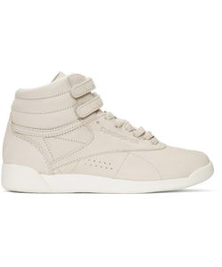 Reebok Classics | Face Edition Freestyle High-Top Sneakers