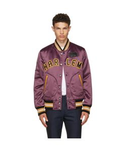 COACH | 1941 Satin Varsity Jacket