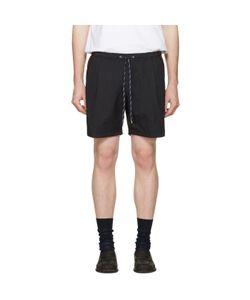 TOGA VIRILIS   Taffeta Shorts