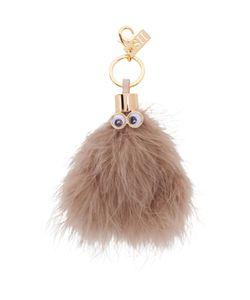 Sophie Hulme   Ethel Feather Keychain