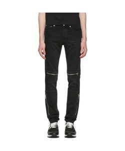 Givenchy | Moto Zips Jeans