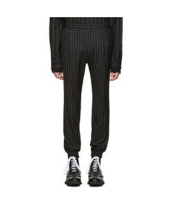 JUUN.J | Pinstripe Cuff Trousers