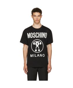 Moschino | Glow-In-The-Dark Logo T-Shirt