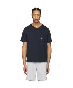 Champion x Beams | Two Pocket Logo T-Shirt