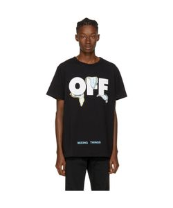 OFF-WHITE | Not Real Watches T-Shirt