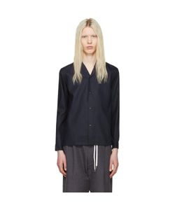 Sasquatchfabrix | Notched Collar Shirt
