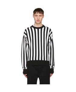 Ami Alexandre Mattiussi   And Striped Sweater