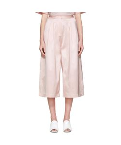 Edit | Long Satin Culottes