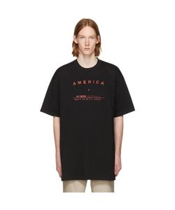 Raf Simons | America Big Fit T-Shirt