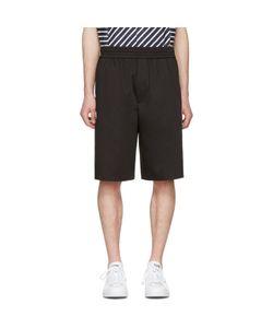 Neil Barrett | Washed Slouch Shorts