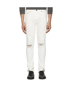 John Elliott | The Cast 2 Paint Splatter Jeans