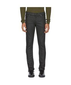 Blk Dnm | Coated Skinny Taper 5 Jeans