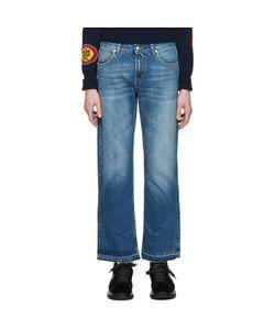 Alexander McQueen | Straight-Leg Jeans
