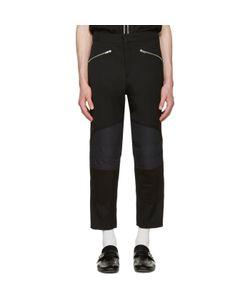 WALES BONNER | Georges Biker Trousers