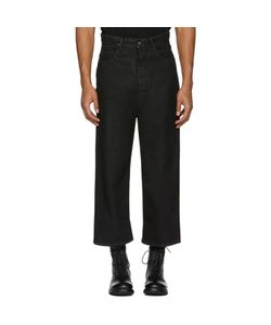 RICK OWENS DRKSHDW | New Cropped Dustulator Jeans