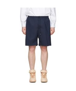 TOGA VIRILIS   Wool Shorts