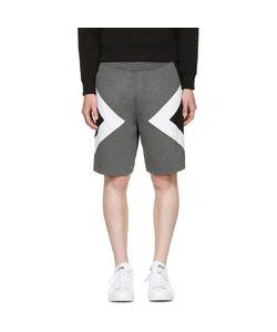 Neil Barrett | Tricolor Modernist Shorts