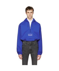 MARTINE ROSE | Windcheater Hooded Jacket