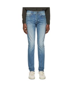 Saint Laurent | Low-Waisted Skinny Jeans