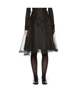 Noir Kei Ninomiya | Tulle Skirt