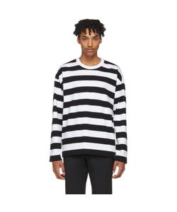 Ami Alexandre Mattiussi | And Long Sleeve Striped T-Shirt