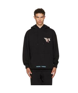 OFF-WHITE | Eyes Over Hoodie