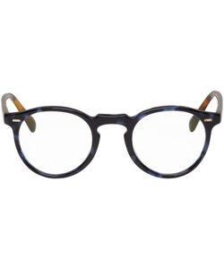 Oliver Peoples | Tortoiseshell Gregory Peck Glasses