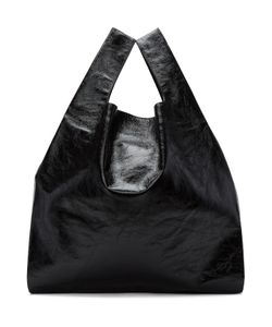 MM6 by Maison Margiela | Patent Shopping Tote