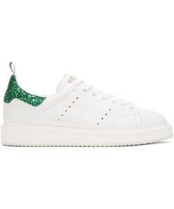 Golden Goose | Glitter Starter Sneakers