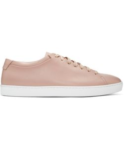 John Elliott | Leather Low Sneakers
