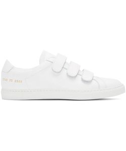 Woman By Common Projects | Achilles Three Strap Sneakers