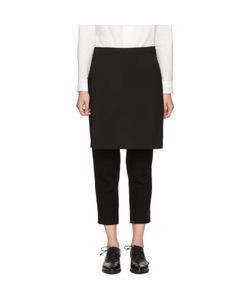 Ys | Wool Skirt Trousers