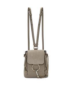 Chloe   Chloé Small Faye Backpack