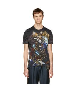 Dolce & Gabbana | Royal Puma T-Shirt