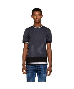 Diesel Black Gold | Contrast Stripe T-Shirt