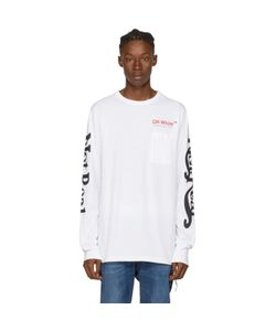 OFF-WHITE | Long Sleeve Not Real T-Shirt
