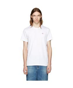 Ami Alexandre Mattiussi | Crewneck Logo T-Shirt