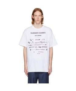 Raf Simons | Summer Games Easy Fit T-Shirt