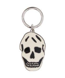 Alexander McQueen   And Skull Keychain