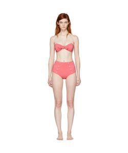 Lisa Marie Fernandez | Poppy High-Waisted Bikini