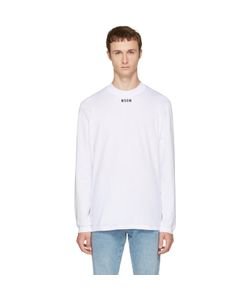 MSGM | Long Sleeve New Logo T-Shirt