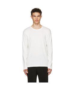 Issey Miyake   Long Sleeve Basic Bio T-Shirt