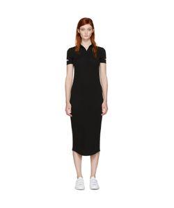 Helmut Lang | Ribbed Shirt Dress