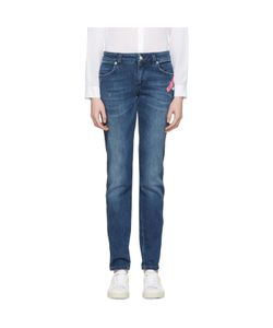 Versus | Pin And Patch Jeans