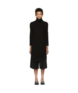 NOCTURNE 22 | Long Asymmetric Turtleneck